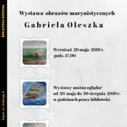 Wernisaż wystawy Gabriela Oleszka