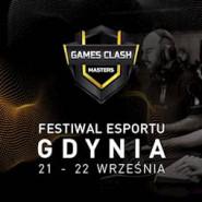 Games Clash Masters - festiwal e-sportu