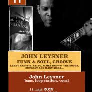 John Leysner - Funk, Soul & Groove