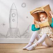 Dzień Kosmosu - zabawa dla dzieci