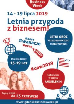 Gdansk Business Week 2019