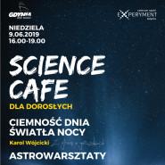 Science Cafe dla dorosłych - Ciemność dnia, światłość nocy