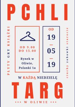Pchli Targ w Oliwie - Otwarcie sezonu