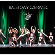 Baletowy czerwiec - zajęcia baletowe dla dzieci 3-14 lat