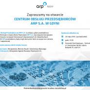 Otwarcie Centrum Obsługi Przedsiębiorcy Agencji Rozwoju Przemysłu