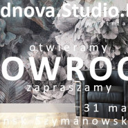 Otwieramy Showroom Odnova Studio Design