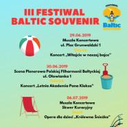 III Festiwal Baltic Souvenir: Sopot