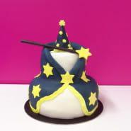 Warsztaty cukiernicze: Torty artystyczne - Styl Angielski - podstawy