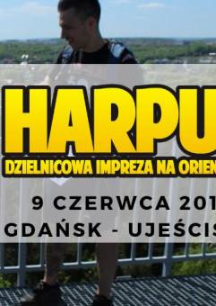 Harpuś - z mapą na Ujeścisko