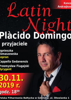 Placido Domingo i przyjaciele - Latina Night