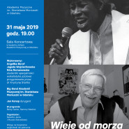 Koncert Wieje od morza / A Warm Breeze.Tribute to Betty Carter & Sammy Nestico