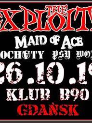 The Exploited, Maid of Ace, Włochaty, Psy Wojny