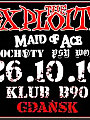 The Exploited, Maid of Ace, Włochaty, Psy Wojny