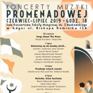 Koncert Muzyki Promenadowej - Przeboje na podwieczorek
