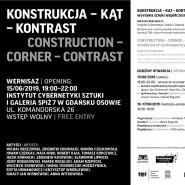 Ogólnopolska wystawa Konstrukcja Kąt Kontrast