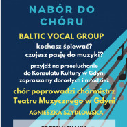 Przesłuchania do Baltic Vocal Group