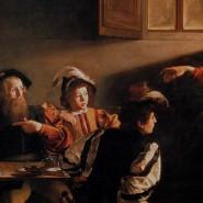 """Jeden Obraz: """"Powołanie Św. Mateusza"""" Caravaggia"""