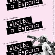 Wine-tasting: Vuelta a España