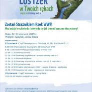 Szkolenie dla Strażników Rzek WWF
