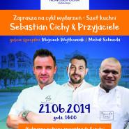 Sebastian Cichy & Przyjaciele - gotowanie i muzyka na żywo