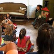 Bajarka opowiada - dzieciom