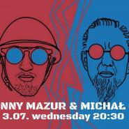 Bruderschaft: Johny Mazur & Michał Gos