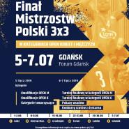 Finał Mistrzostw Polski 3x3