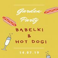 Bąbelki & Hot Dogi Garden Party