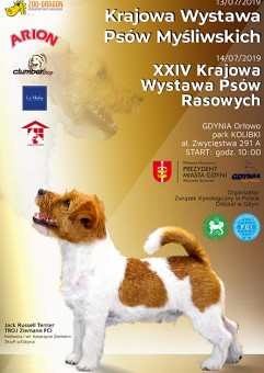 Krajowa Wystawa Psów Myśliwskich i XXIV Krajowa Wystawa Psów Rasowych ZKwP