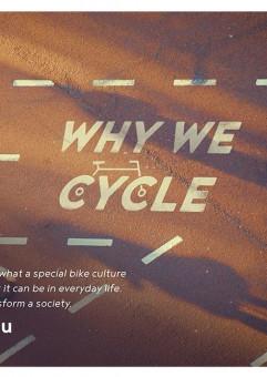 Dlaczego jeździmy na rowerach - film i dyskusja