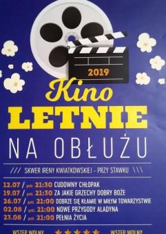 Kino letnie na Obłużu