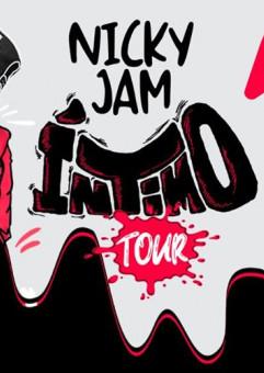 Nicky Jam - Intimo Tour