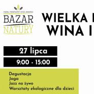 Festiwal wina i serów z muzyką jazzową na żywo