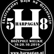 Ekstremalny Rajd na Orientacje Harpagan 58 - Bożepole Wielkie