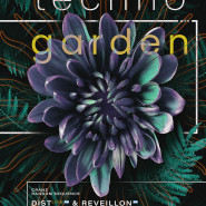 Techno Garden with Dist LIVE & Reveillon | Patio Protokultura