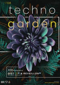 Techno Garden with Dist LIVE & Reveillon | Patio Protokultura
