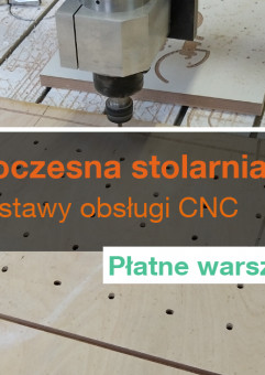 Podstawy obsługi CNC