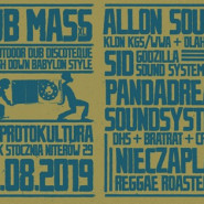Dub Mass XL: Free street reggae party with Pandadread & Friends!