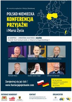 Konferencja Przyjaźni i Marsz Życia