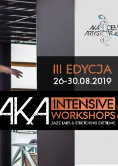 Aka Intensive Workshops Jazz Labs & Stretching Extreme