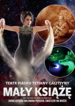Teatr Piasku Tetiany Galitsyny - Spektakl Mały Książę