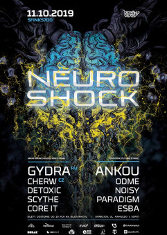 Neuroshock with Gydra