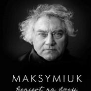 Kultura Dostępna:  Maksymiuk. Koncert na dwoje