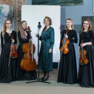 Golden Gate String Quartet & Kołodziej