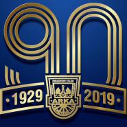 90 lat na żółto i na niebiesko - promocja albumu na 90-lecie