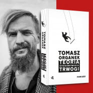 Tomasz Organek w Mieście Słowa