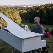 Piano w naturze na Łysej Górze