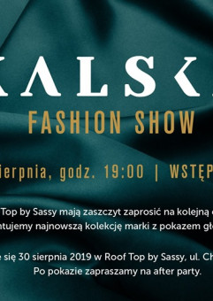 Kalska Fashion Show - Her Eyes