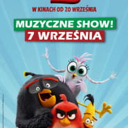 Angry Birds 2 - muzyczne show w Manhattanie