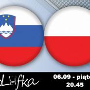 Polska vs Słowenia Eliminacje do EURO 2020